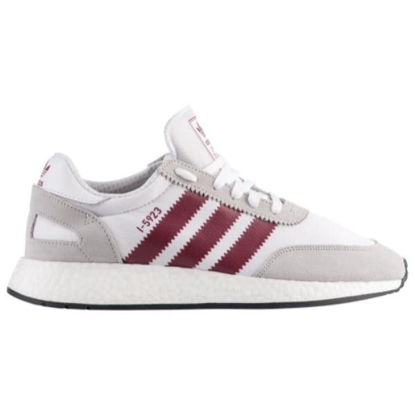 アディダス adidas Originals メンズ ランニング・ウォーキング シューズ・靴【I-5923】White/Collegiate Burgundy/Grey