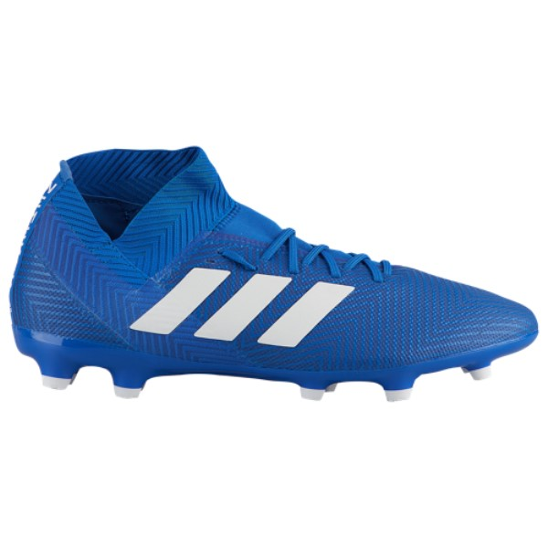アディダス adidas メンズ サッカー シューズ・靴【Nemeziz 18.3 FG】Football Blue/Footwear White