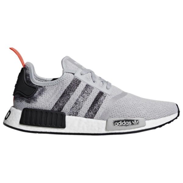 アディダス adidas Originals メンズ ランニング・ウォーキング シューズ・靴【NMD R1】Grey/Black/Grey