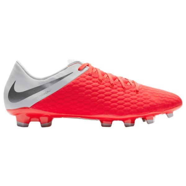 ナイキ Nike メンズ サッカー シューズ・靴【Hypervenom Phantom 3 Academy FG】Light Crimson/Metallic Dark Grey/Wolf Grey