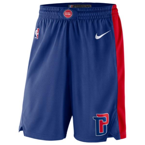 ナイキ Nike メンズ バスケットボール ボトムス・パンツ【NBA Swingman Shorts】Rush Blue/University Red