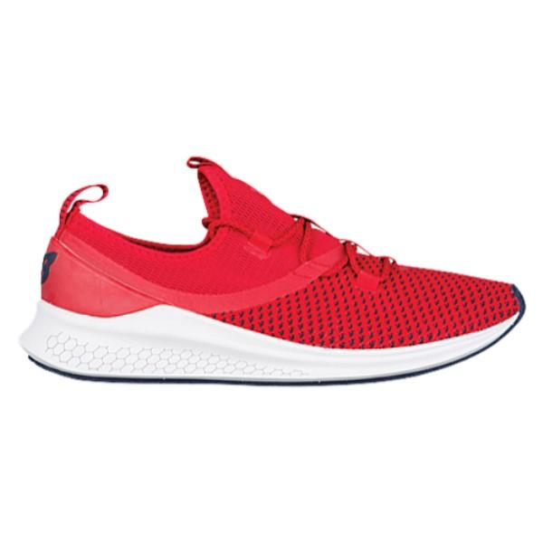 ニューバランス New Balance メンズ ランニング・ウォーキング シューズ・靴【Fresh Foam Lazr】Team Red/White Munsell