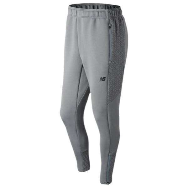 ニューバランス New Balance メンズ フィットネス・トレーニング ボトムス・パンツ【Heatloft Pants】Athletic Grey