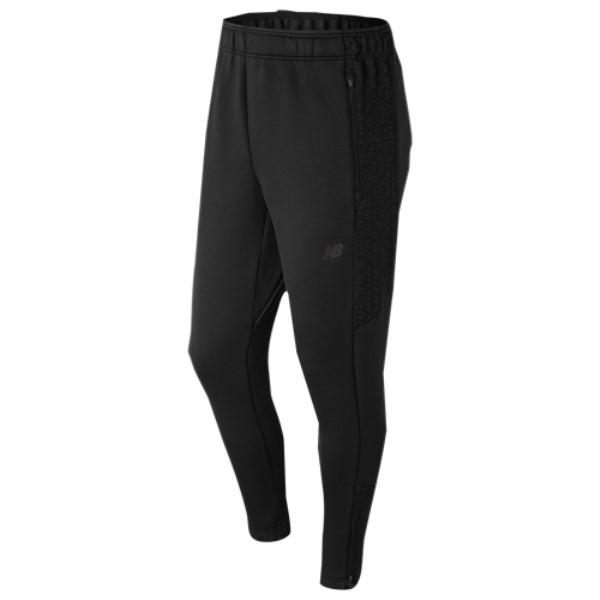 ニューバランス New Balance メンズ フィットネス・トレーニング ボトムス・パンツ【Heatloft Pants】Black