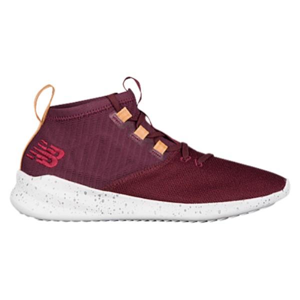 ニューバランス New Balance メンズ ランニング・ウォーキング シューズ・靴【Cypher Run】Burgundy/Veg Tan Leather