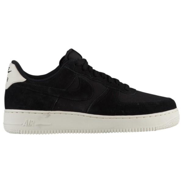 ナイキ Nike メンズ バスケットボール シューズ・靴【Air Force 1 Low】Black/Black/Sail