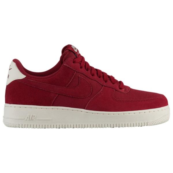 ナイキ Nike メンズ バスケットボール シューズ・靴【Air Force 1 Low】Red Crush/Red Crush/Sail