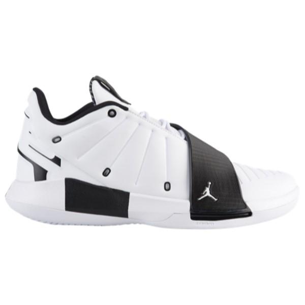 ナイキ ジョーダン Jordan メンズ バスケットボール シューズ・靴【CP3.XI】White/Black