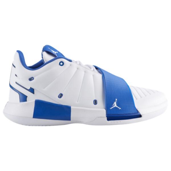 ナイキ ジョーダン Jordan メンズ バスケットボール シューズ・靴【CP3.XI】White/Game Royal