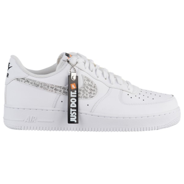 ナイキ Nike メンズ バスケットボール シューズ・靴【Air Force 1 LV8】White/White/Black/Total Orange