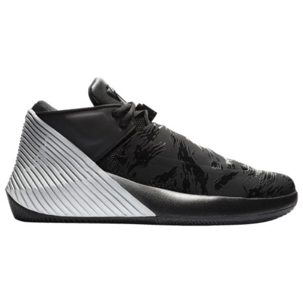 ナイキ ジョーダン Jordan メンズ バスケットボール シューズ・靴【Why Not Zero.1 Low】Black/Grey/White