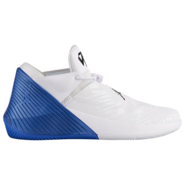 ナイキ ジョーダン Jordan メンズ バスケットボール シューズ・靴【Why Not Zero.1 Low】White/Black/Hyper Royal