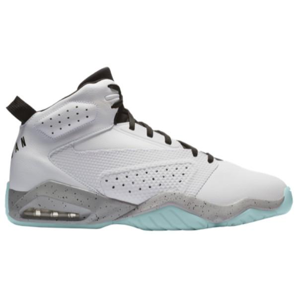 ナイキ ジョーダン Jordan メンズ バスケットボール シューズ・靴【Lift Off】White/White/Wolf Grey/Black