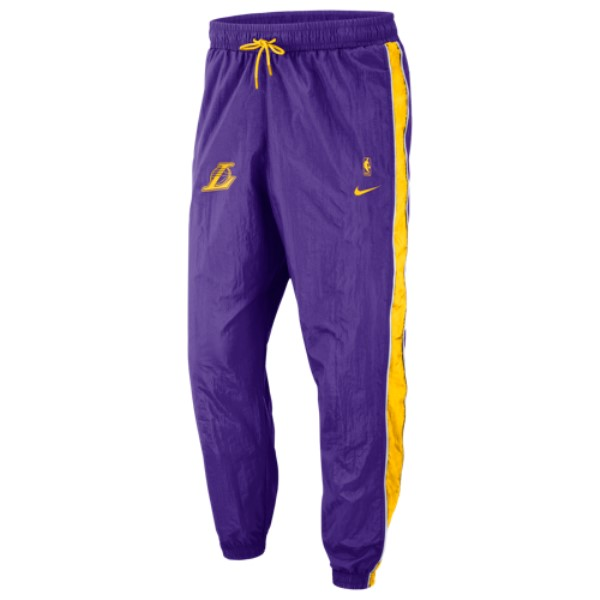 ナイキ Nike メンズ ボトムス・パンツ スウェット・ジャージ【NBA Throwback Track Pants】Field Purple/Amarillo