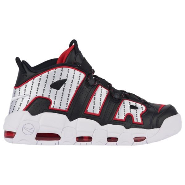 ナイキ Nike メンズ バスケットボール シューズ・靴【Air More Uptempo '96】Black/Black/University Red/White