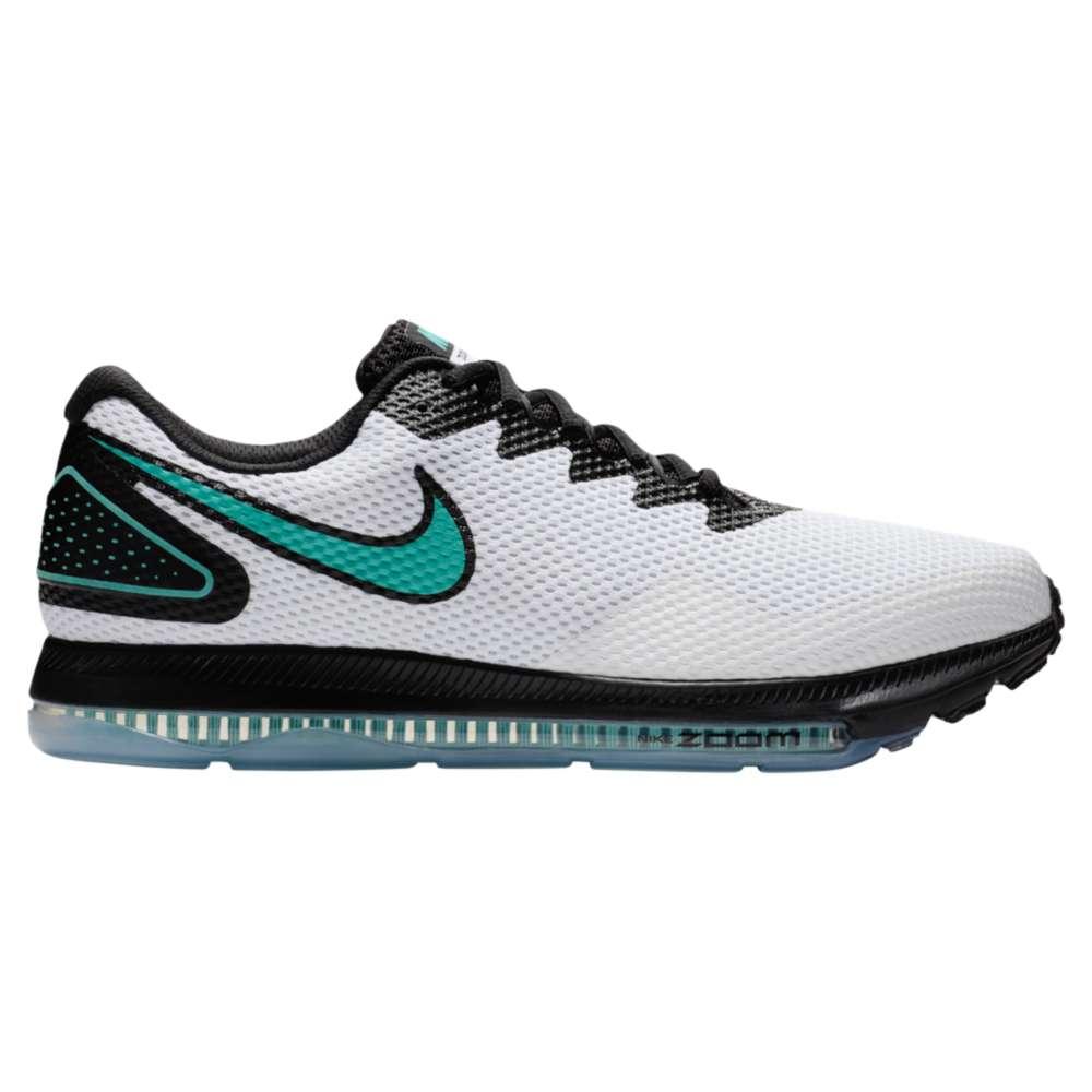 ナイキ Nike メンズ ランニング・ウォーキング シューズ・靴【Zoom All Out Low 2】White/Clear Jade/Black