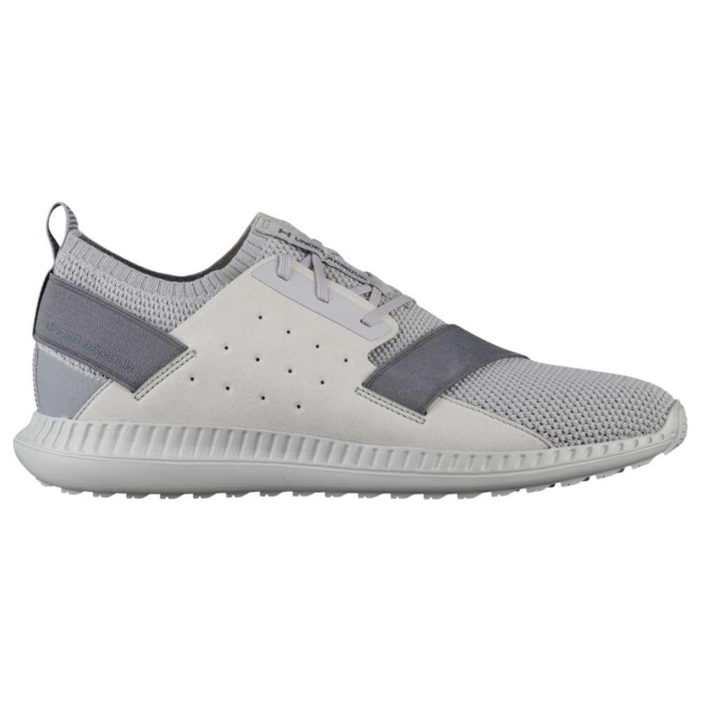 アンダーアーマー Under Armour メンズ ランニング・ウォーキング シューズ・靴【Threadborne Shift】Aluminum/Graphite/Aluminum