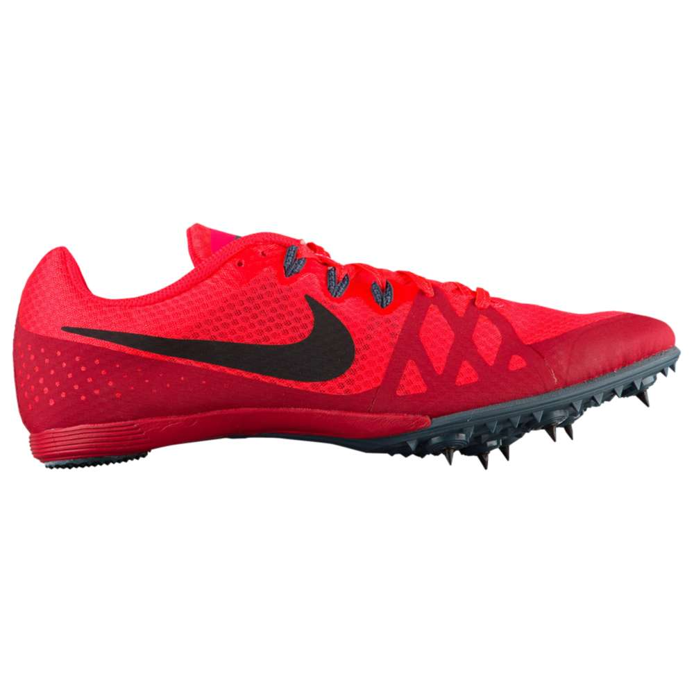 ナイキ Nike メンズ 陸上 シューズ・靴【Zoom Rival MD 8】Bright Crimson/White/Gym Red/Blue Fox