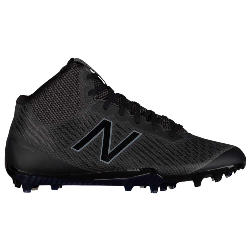【GINGER掲載商品】 ニューバランス Balance New Balance New メンズ ラクロス ラクロス シューズ・靴【Burn X MID】Black, Total table ware MIZUSAWA:c508bb8d --- clftranspo.dominiotemporario.com