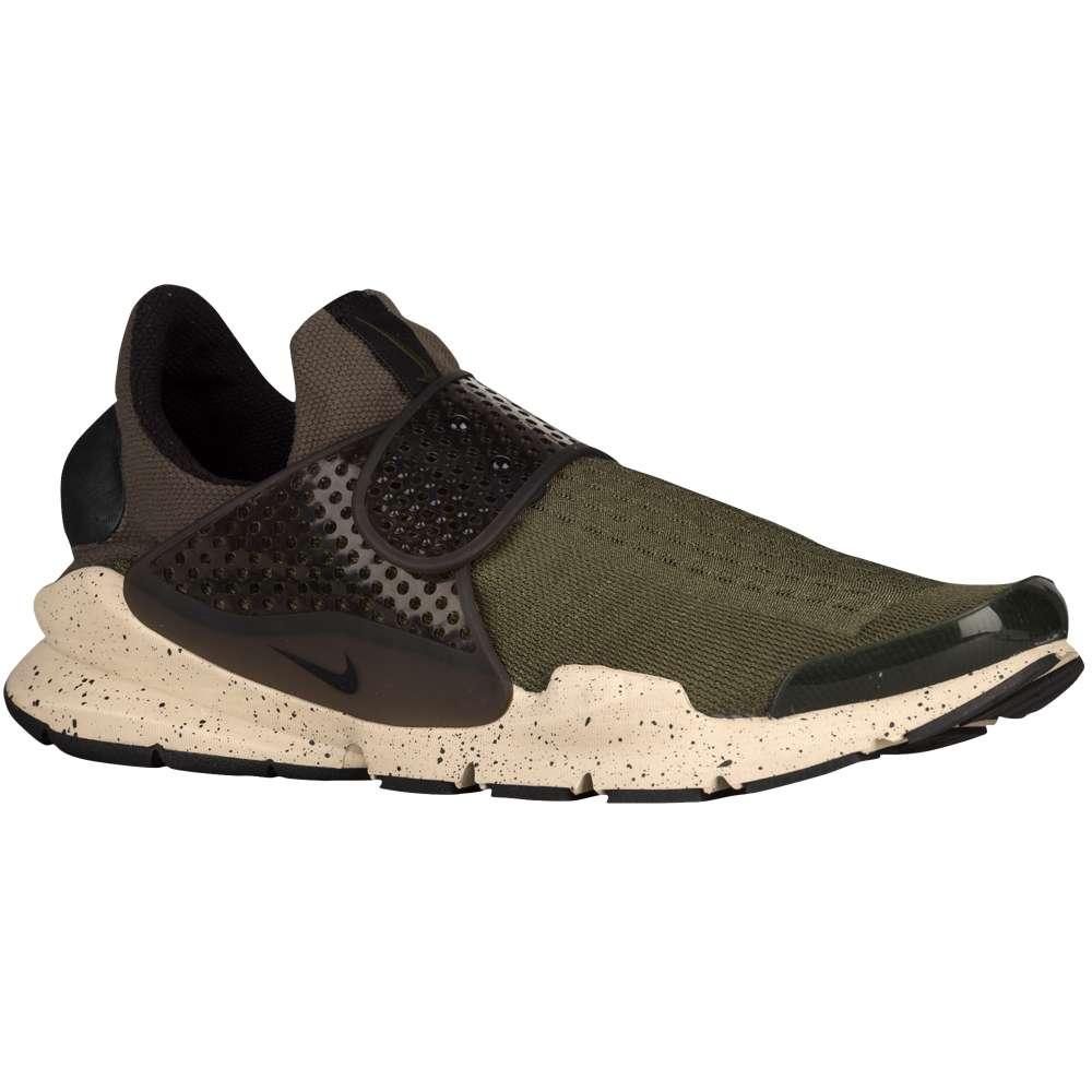ナイキ Nike メンズ ランニング・ウォーキング シューズ・靴【Sock Dart】Cargo Khaki/Rattan/Total Crimson/Black