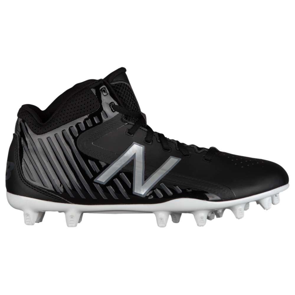【特別訳あり特価】 ニューバランス New Balance ニューバランス メンズ ラクロス シューズ・靴 New【Rush シューズ・靴【Rush MID】Black, AQUA LEGEND:0f64aaa3 --- enduro.pl