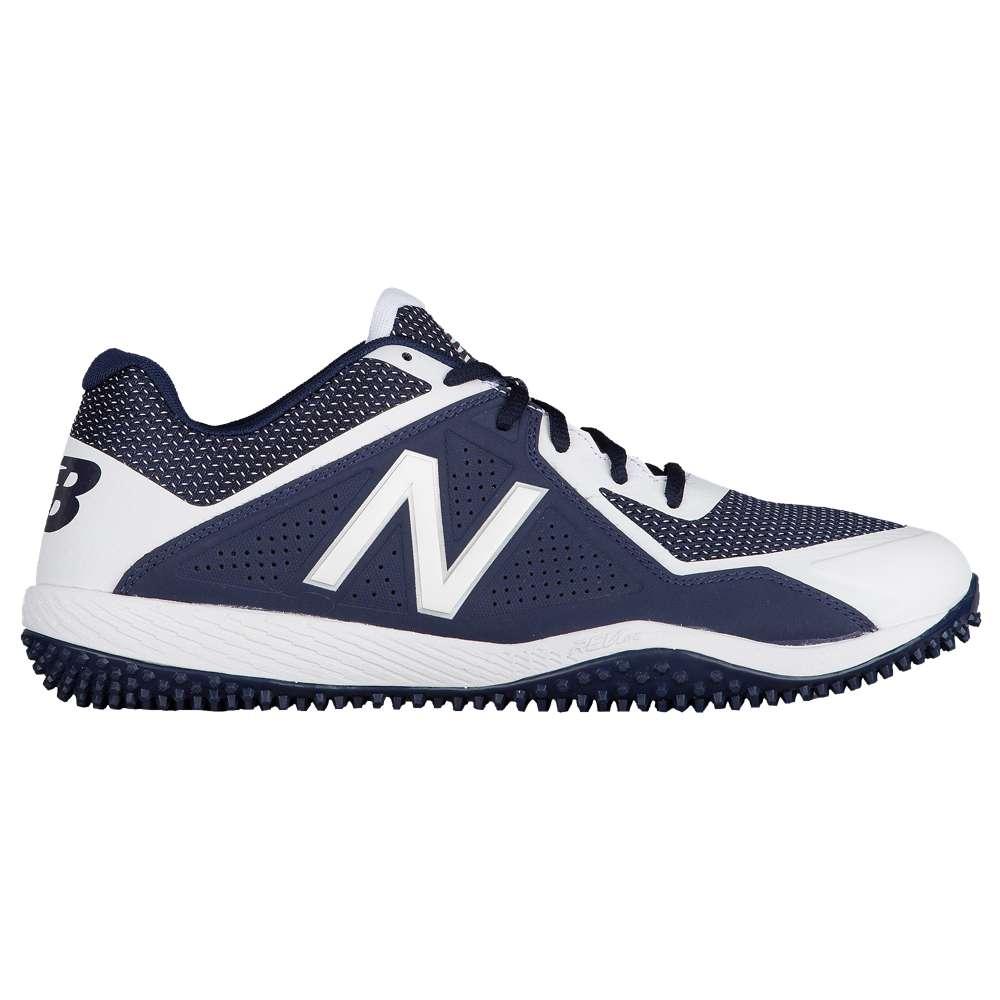 ニューバランス New Balance メンズ 野球 シューズ・靴【4040v4 Turf】Navy/White