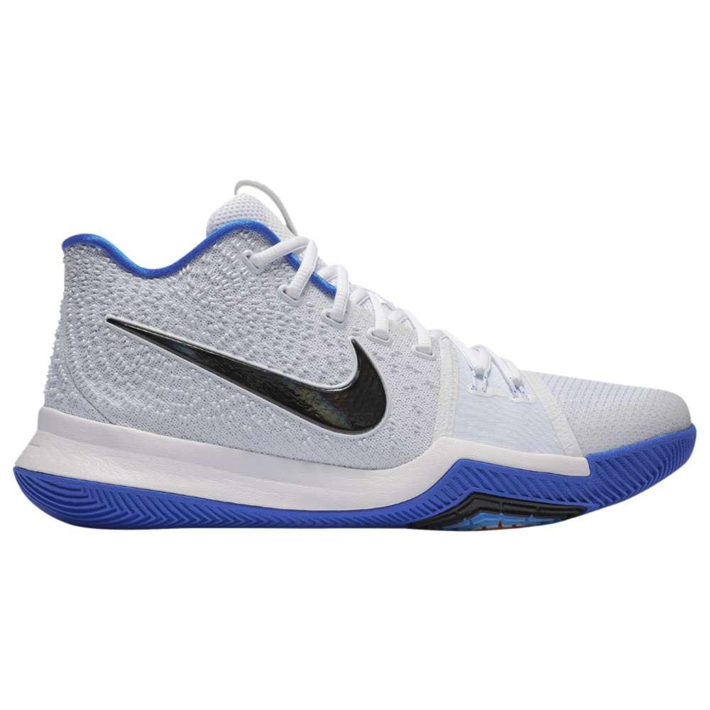 ナイキ Nike メンズ バスケットボール シューズ・靴【Kyrie 3】White/Black