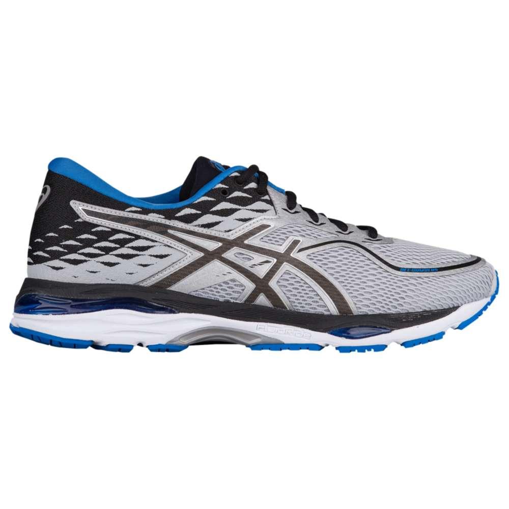 アシックス ASICS メンズ ランニング・ウォーキング シューズ・靴【GEL-Cumulus 19】Grey/Black/Directoire Blue