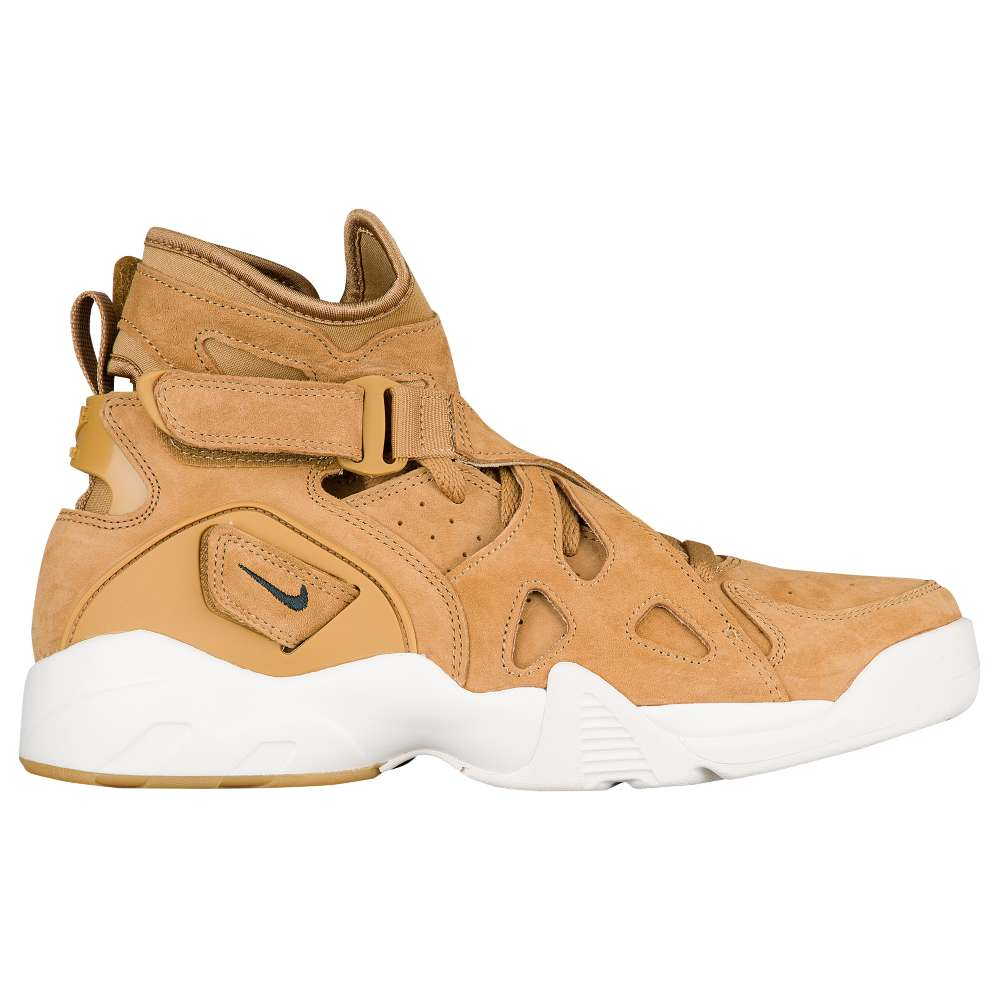 ナイキ Nike メンズ バスケットボール シューズ・靴【Air Unlimited】Flax/Sail/Gum Light Brown/Outdoor Green