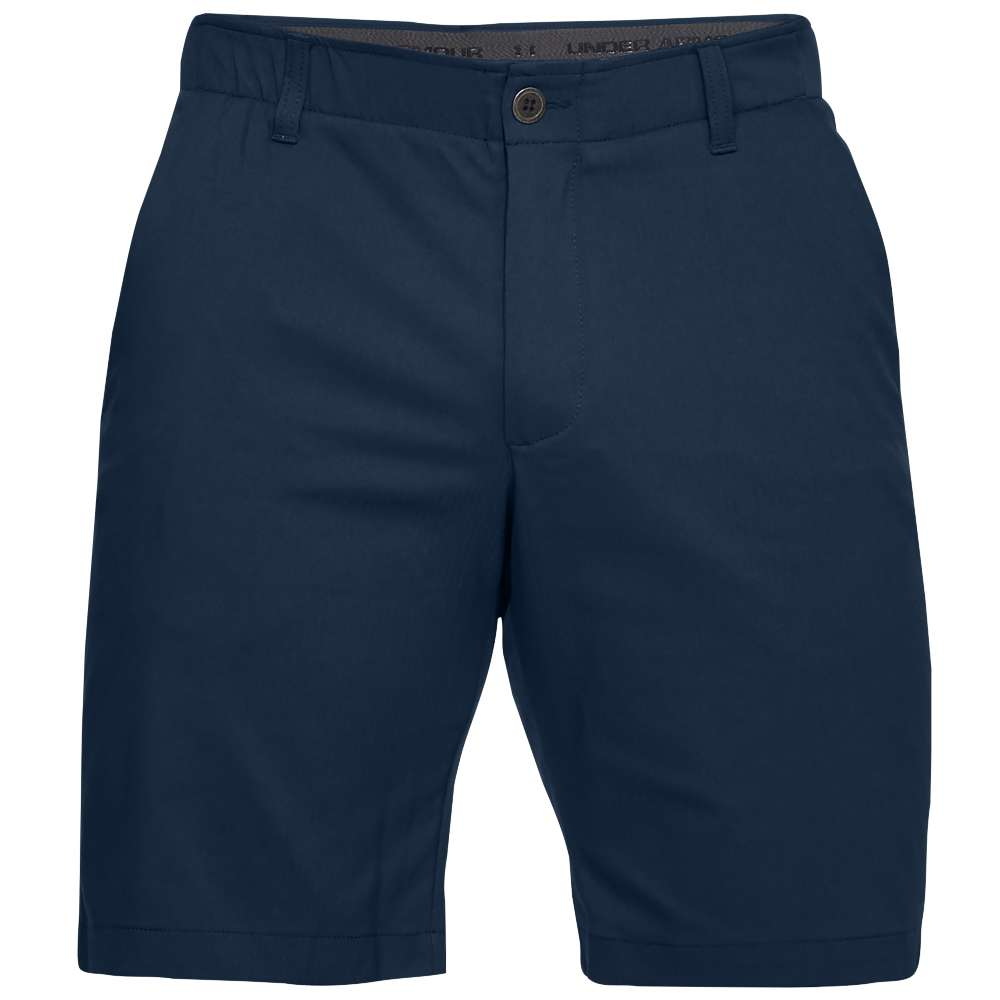 アンダーアーマー Under Armour メンズ ゴルフ ボトムス・パンツ【Showdown Golf Shorts】Academy/Steel Medium Heather/Academy