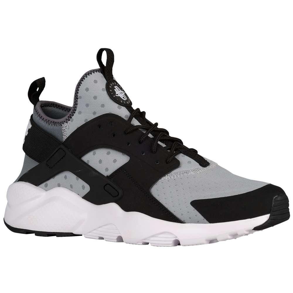 ナイキ Nike メンズ ランニング・ウォーキング シューズ・靴【Air Huarache Run Ultra】Wolf Grey/White/Black/Cool Grey