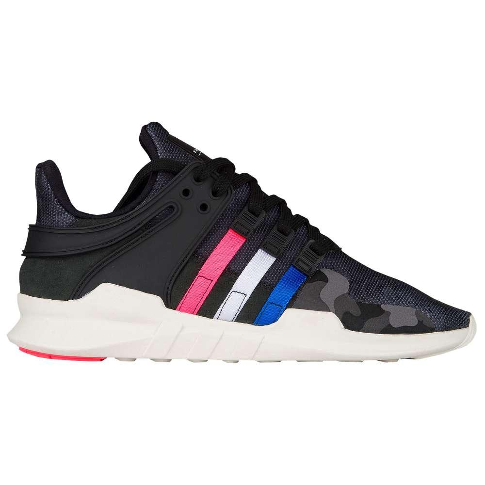 アディダス adidas Originals メンズ ランニング・ウォーキング シューズ・靴【EQT Support ADV】Black/Blue/White