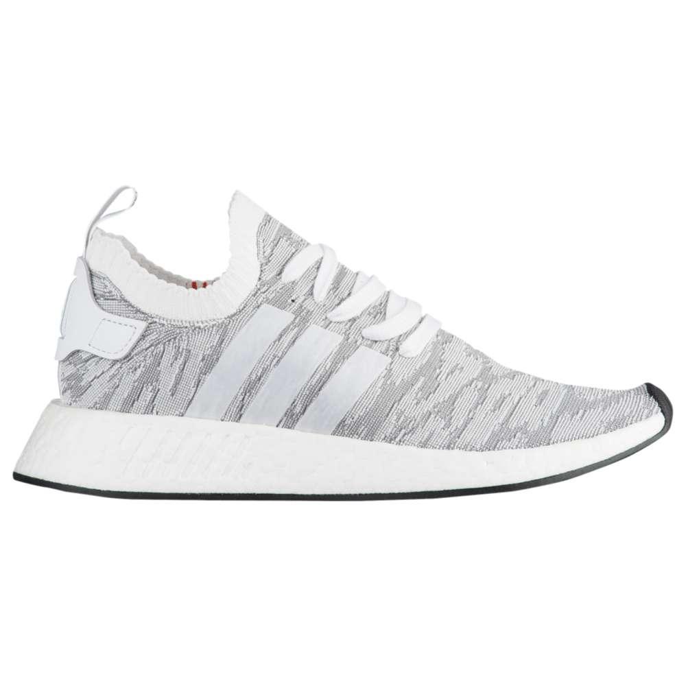 アディダス adidas Originals メンズ ランニング・ウォーキング シューズ・靴【NMD R2 Primeknit】White/White/Black