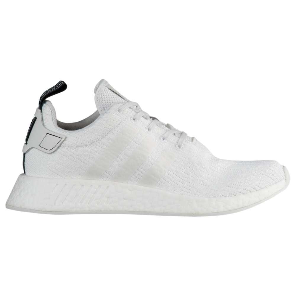 アディダス adidas Originals メンズ ランニング・ウォーキング シューズ・靴【NMD R2】Crystal White/Crystal White/Black
