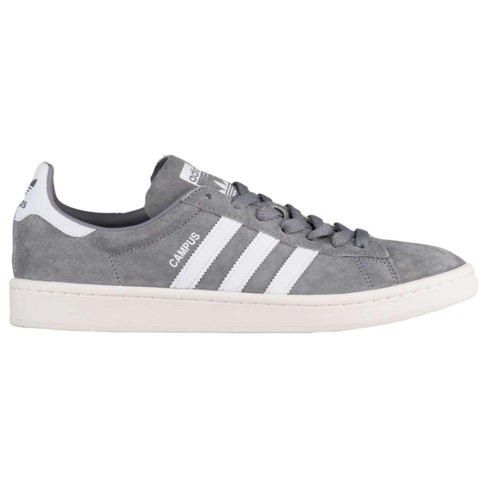 アディダス adidas Originals メンズ バスケットボール シューズ・靴【Campus】Clear Onix/White/Chalk White