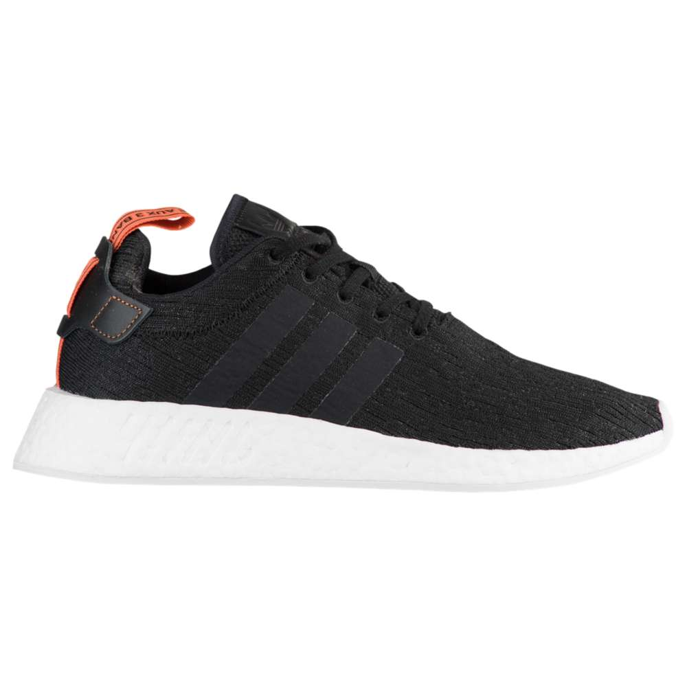 アディダス adidas Originals メンズ ランニング・ウォーキング シューズ・靴【NMD R2】Black/Black/Future Harvest