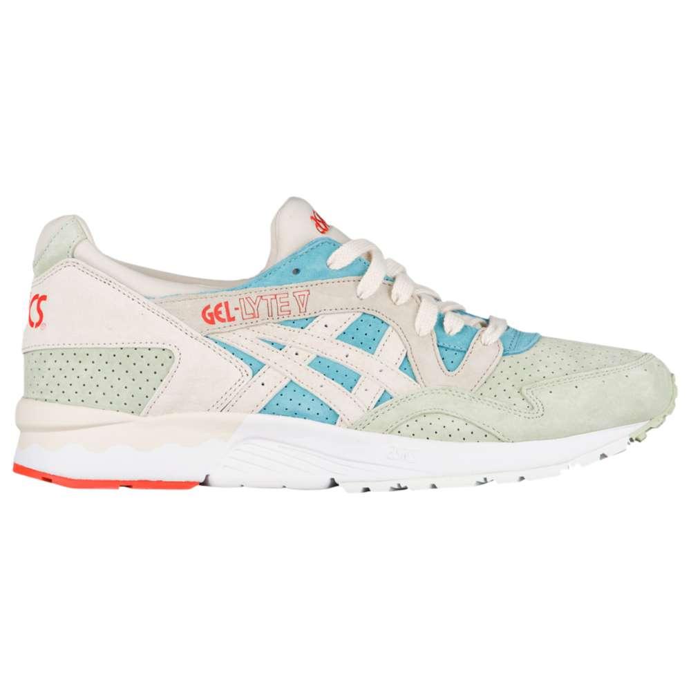 アシックス ASICS Tiger メンズ ランニング・ウォーキング シューズ・靴【GEL-Lyte V】Reef Water/Birch