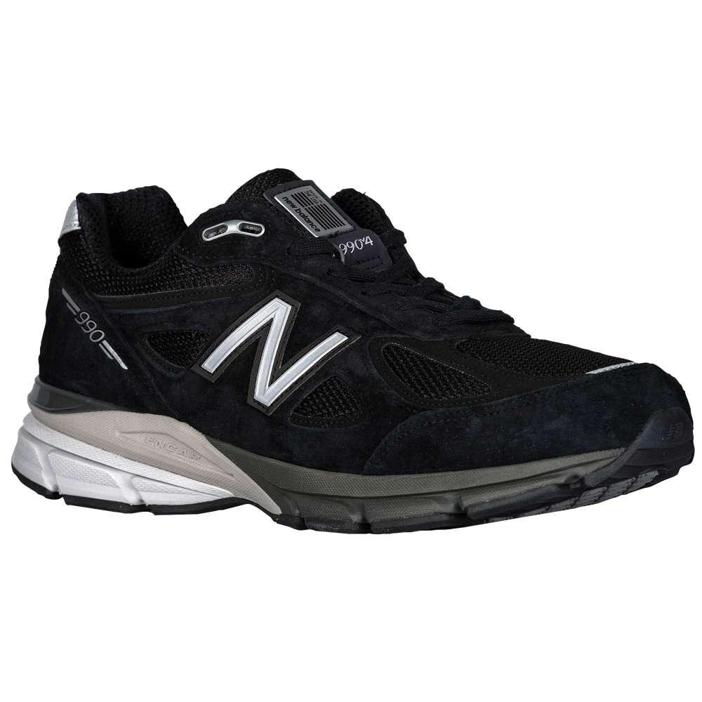 公式 ニューバランス New New Balance メンズ ランニング・ウォーキング シューズ・靴 Balance【990 メンズ】Black/Silver, ジュエリープロデューサーSHINCOKI:a2584207 --- canoncity.azurewebsites.net