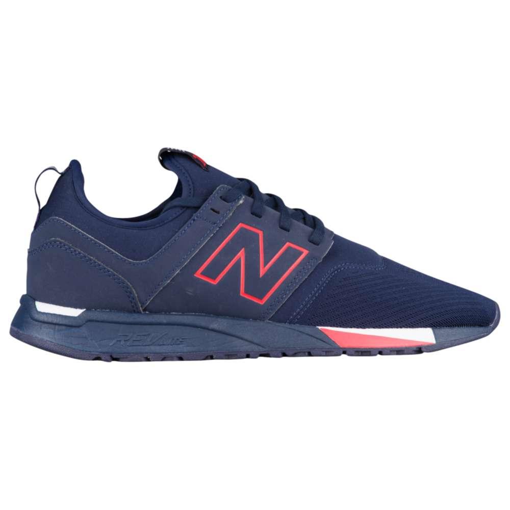 ニューバランス New Balance メンズ ランニング・ウォーキング シューズ・靴【247】Navy/Red
