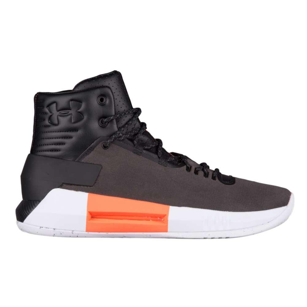 アンダーアーマー Under Armour メンズ バスケットボール シューズ・靴【Drive 4 Premium】Black/Black