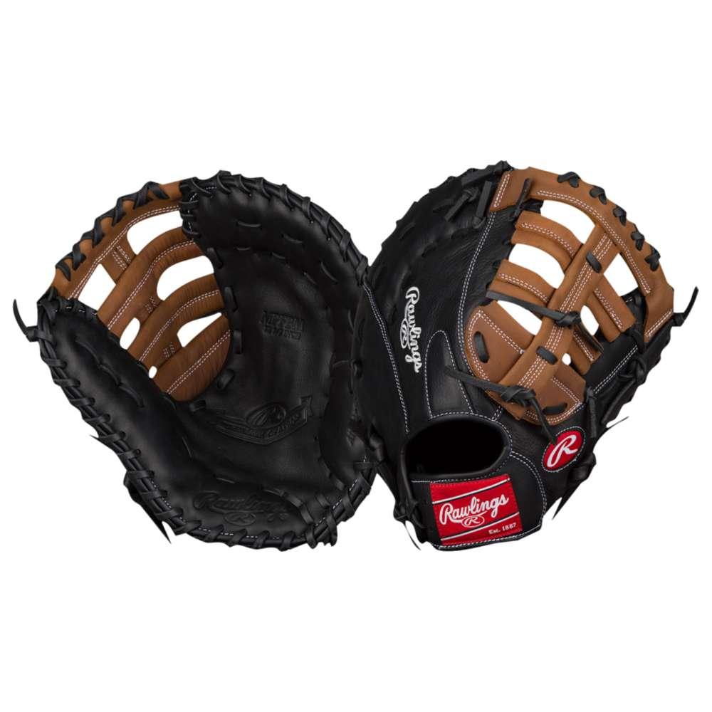 ローリングス Rawlings メンズ 野球 グローブ【Mark of a Pro 1st Base Mitt】Black/Tan
