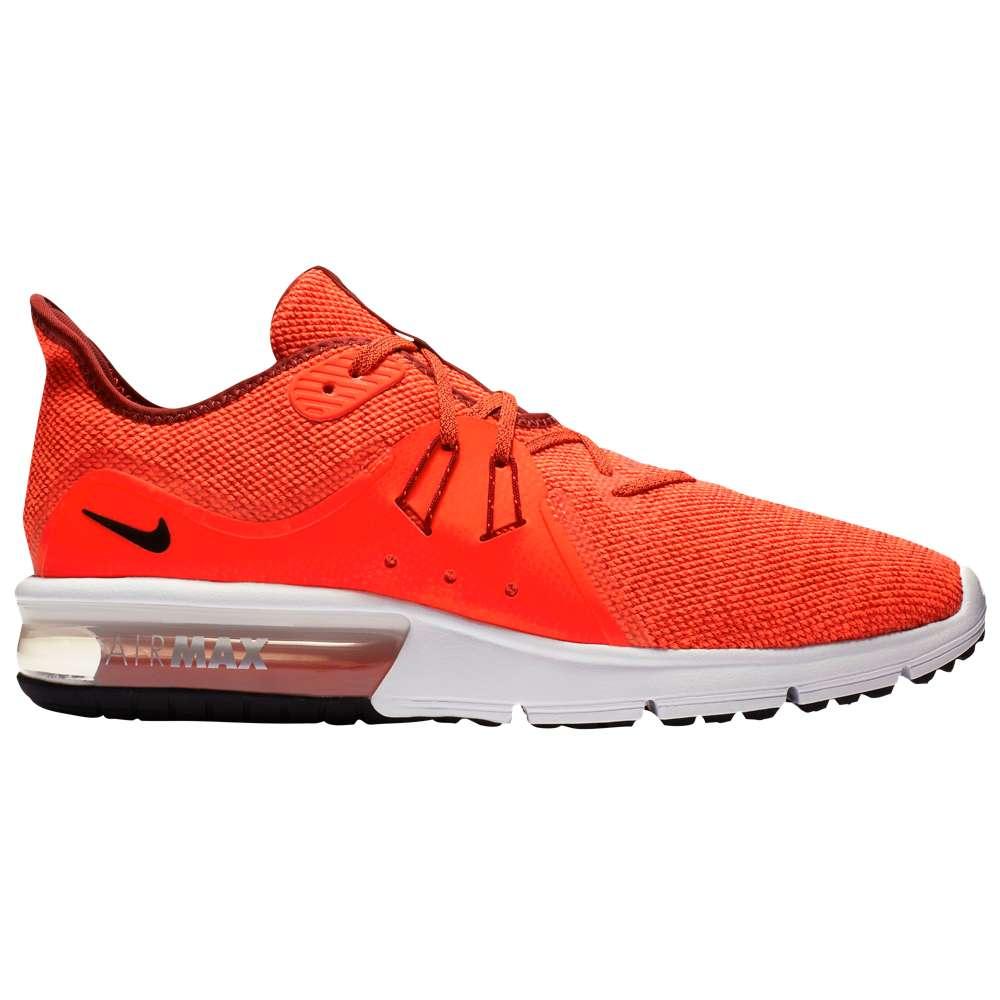 ナイキ Nike メンズ ランニング・ウォーキング シューズ・靴【Air Max Sequent 3】Team Red/Total Crimson/Vast Grey/Hyper Crimson