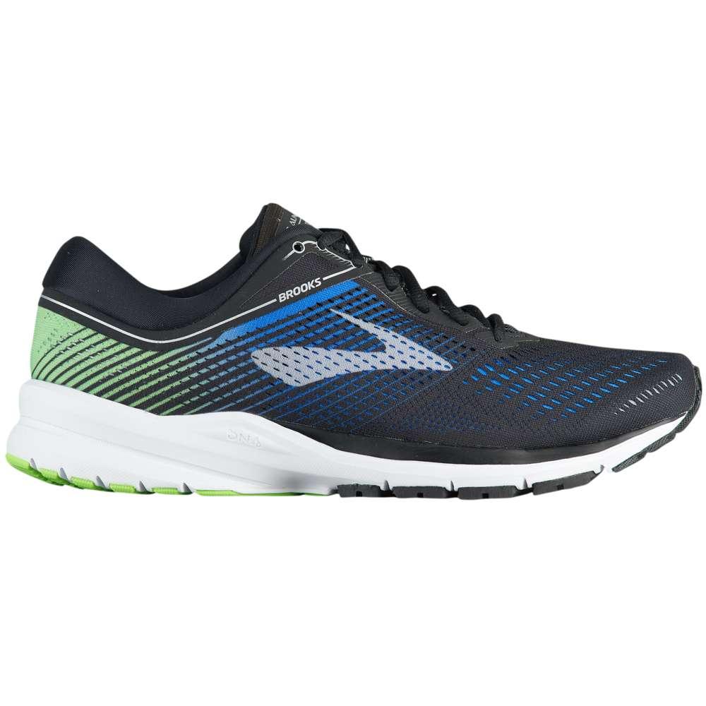ブルックス Brooks メンズ ランニング・ウォーキング シューズ・靴【Launch 5】Black/Blue/Green