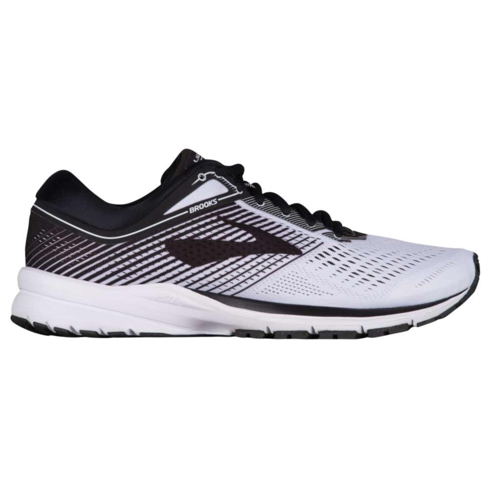 ブルックス Brooks メンズ ランニング・ウォーキング シューズ・靴【Launch 5】White/Black