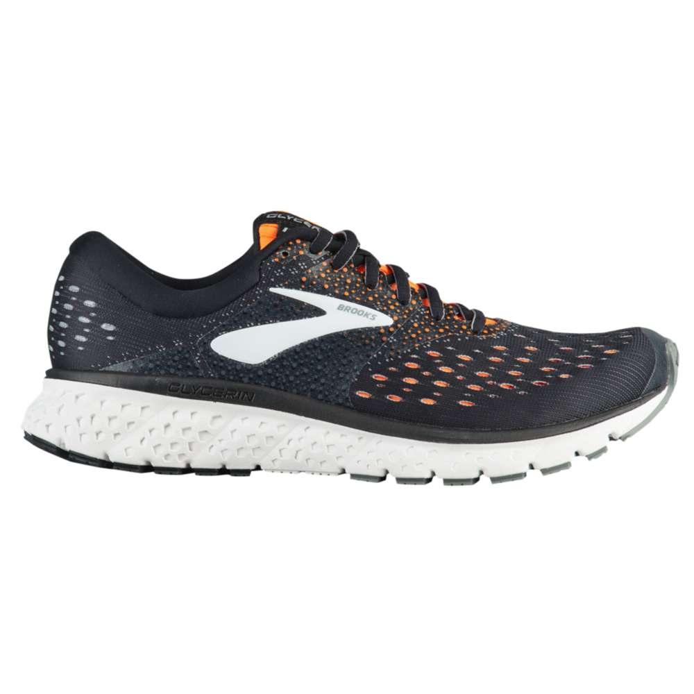 ブルックス Brooks メンズ ランニング・ウォーキング シューズ・靴【Glycerin 16】Black/Orange/Grey