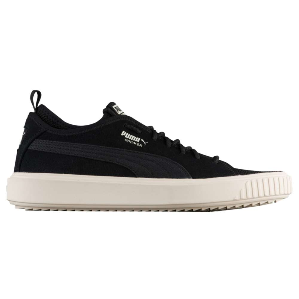 プーマ PUMA メンズ バスケットボール シューズ・靴【Breaker】Black/Whisper White