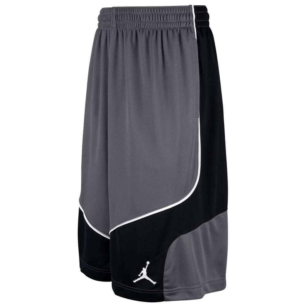 ナイキ ジョーダン Jordan メンズ バスケットボール ボトムス・パンツ【Prospect Shorts】Light Graphite/Black/Black