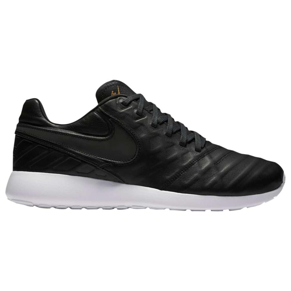 ナイキ Nike メンズ フィットネス・トレーニング シューズ・靴【Roshe Tiempo VI】Black/Gold/White