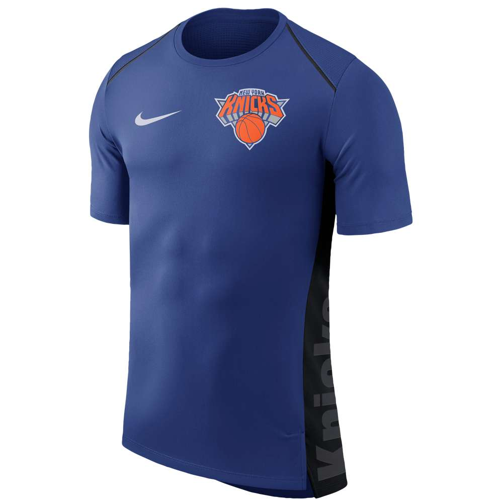 ナイキ Nike メンズ トップス【NBA Hyper Elite Player Shooter】Blue