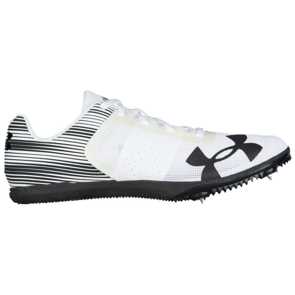 アンダーアーマー Under Armour メンズ 陸上 シューズ・靴【Kick Distance】White/Black/Anthracite
